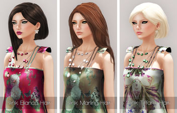 Slink Hair for Hair Fair 2013 - image #315721 gratis