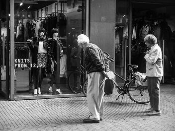 Sjoerd Lammers street photography - Free image #315921