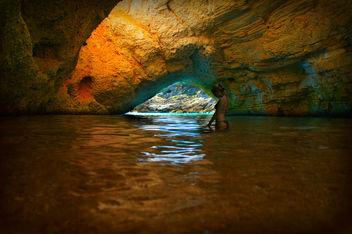 grotte marine gargano carmen fiano - image gratuit #316631