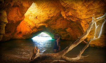 grotte marine gargano carmen fiano - бесплатный image #316661