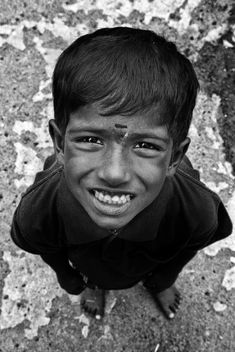 Closeup of a young Indian boy - image #317051 gratis