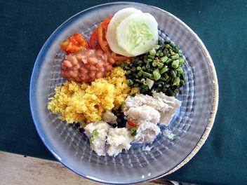 Vegetarian Meal - Free image #317121