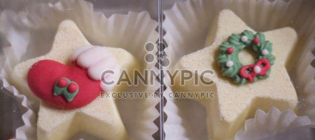 Weihnachtsstollen Süßigkeiten Dekoration - Kostenloses image #317341
