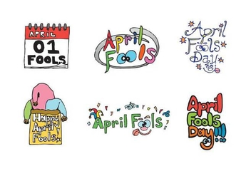 Free April Fools Vector Series - vector gratuit #317671