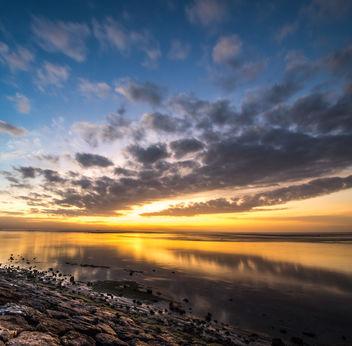 sunset XIIX (Bali) - Free image #317761