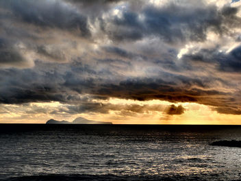 Raggi di sole su Capri - Free image #317881