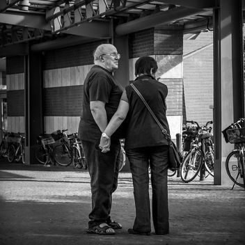 Sjoerd Lammers street photography - image #318201 gratis