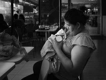 Mere et l'enfant - Free image #318741