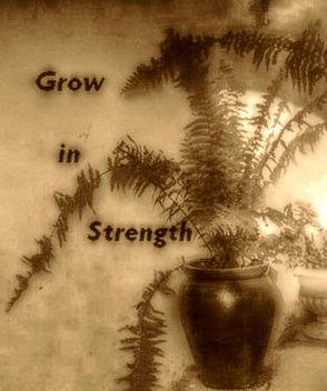 Grow in strength - image #319121 gratis