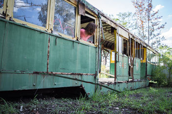 Brisbane Tram Milf - бесплатный image #319361
