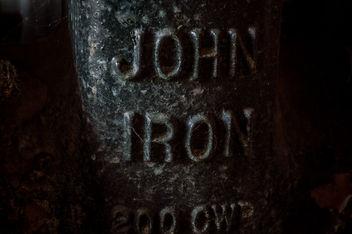 J. Iron - Free image #320101