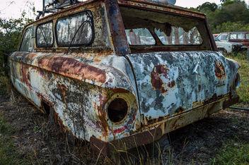 Rusty Falcon - image gratuit(e) #320131