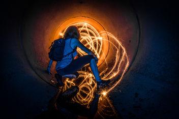 Pentagram Sparkle - Free image #320211