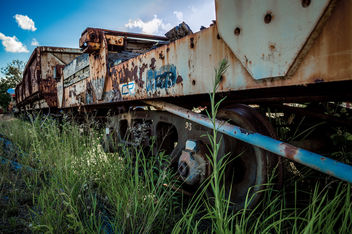 Rusty Decay - Free image #320491