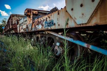 Rusty Decay - image gratuit #320491