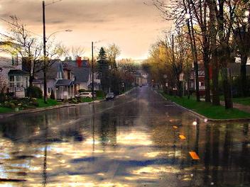 Jour de pluie... - image gratuit(e) #322881