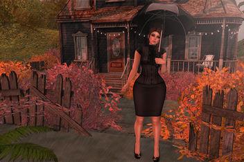 Autumn Storm - Free image #326221