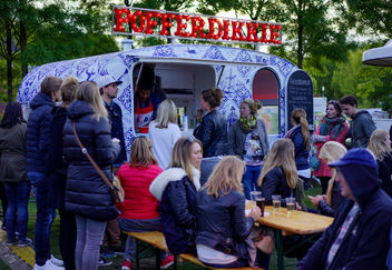 The best Poffertjes - image gratuit #326481