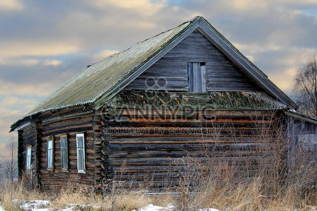 Russian peasant's house - Kostenloses image #326541