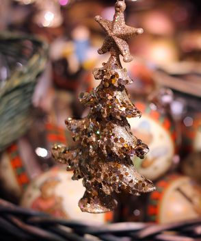 Christmastree decoration - image #327851 gratis