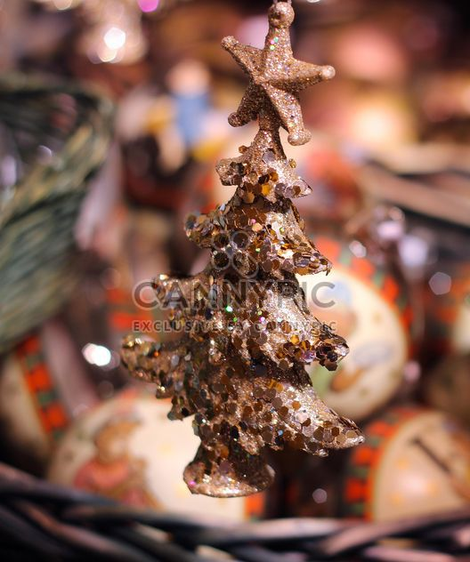 Weihnachtsbaum Dekoration - Kostenloses image #327851