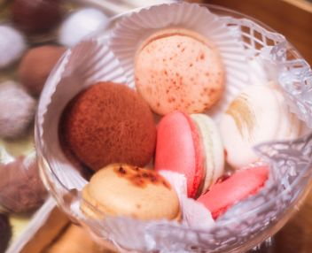 Macarons in vase - Kostenloses image #327861