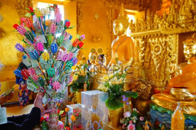 Thai Bhudism church - image gratuit #327871