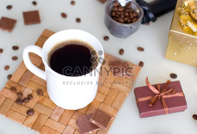 Шоколадный десерт - бесплатный image #327881