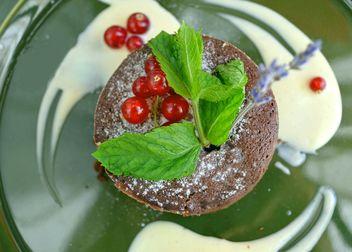 chocolate desert - image gratuit #327891
