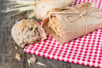 Traditional bread - image gratuit #328051