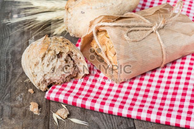 Traditionelles Brot - Free image #328051