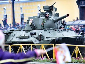 9 May Military Parade on Dvortsovoy Square - image gratuit(e) #328421