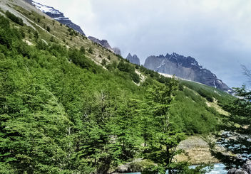 Las Torres del Paine - Free image #328991