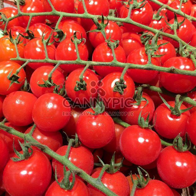Tomates de cereja frescas - Free image #329111