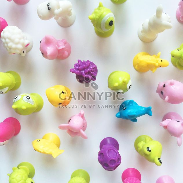 Small toy over white background - Free image #329151