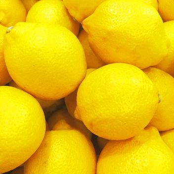 The lemons background - image gratuit #329191