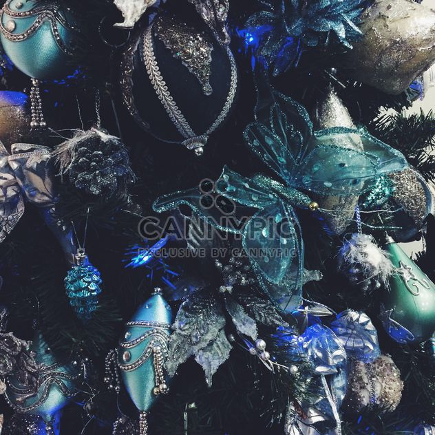Decoração de Natal, árvore de Natal - Free image #329251