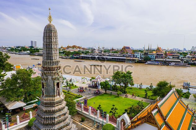 Thai temple with beautiful landscape - Free image #329651
