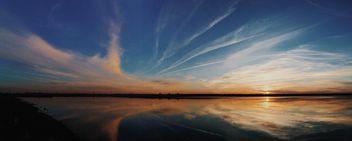Sunset in Odessa (Ukraine) - image gratuit(e) #329981
