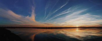 Sunset in Odessa (Ukraine) - Free image #329981