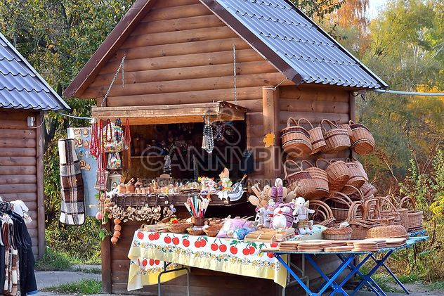 Nourriture et Souvenirs - image gratuit #330671