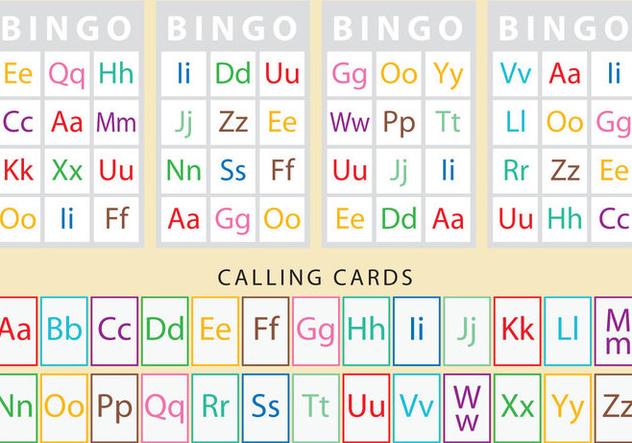 Angry Birds Playing Card Deck And Vector Characters: Скачать Персонажи бинго карты бесплатный вектор 330771