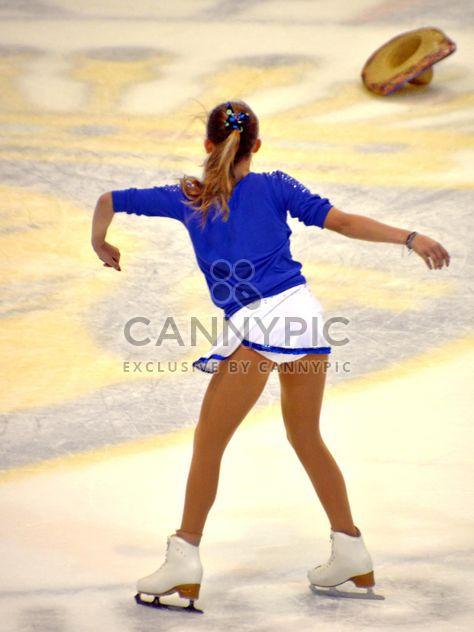Eislaufen im Eistanzen - Kostenloses image #330931