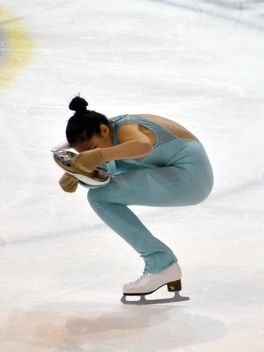 Ice skating dancer - image gratuit #330941
