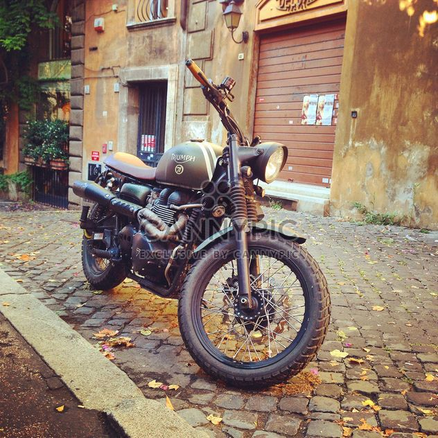 Triumph Giulia motorcycle old - Free image #331111