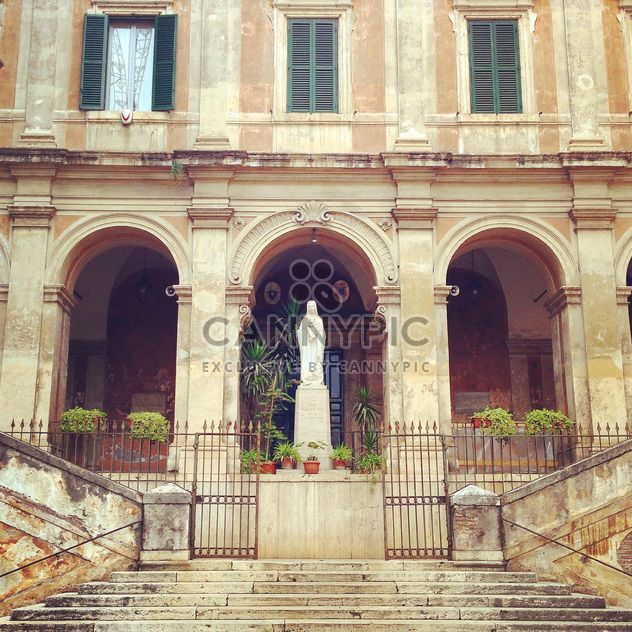 Catholic Church in Rome - Free image #331221