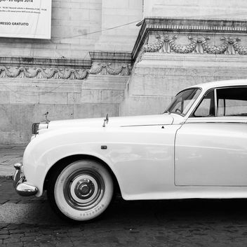 Rolls Royce car - Free image #331241