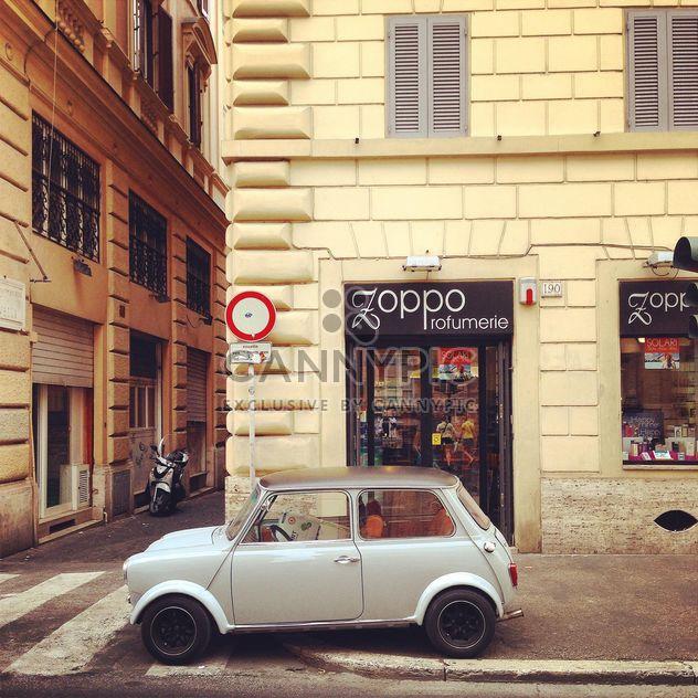 Mini Cooper sur la rue - Free image #331361