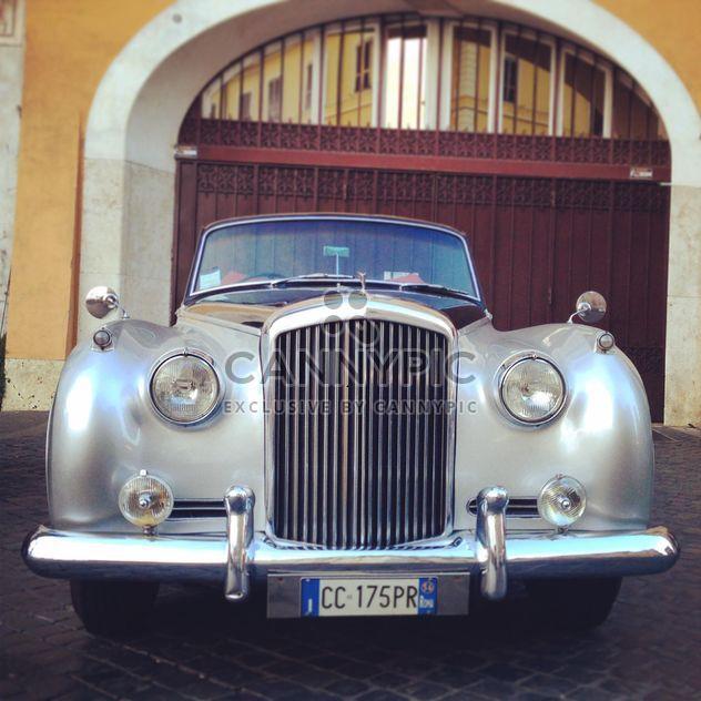 Ретро классический автомобиль - Free image #331531