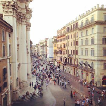Via Del Corso in Rome - Kostenloses image #331631